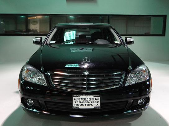 2008 Mercedes-Benz C300 4MATIC