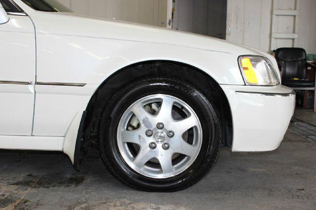2002 Acura RL 3.5 w/Navi 4dr