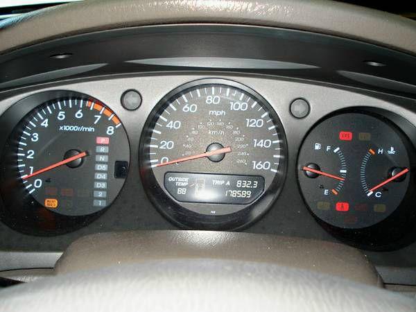 2000 Acura TL 3.2L