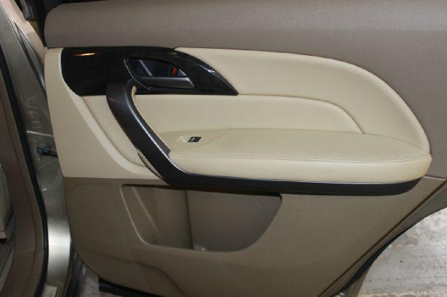 2008 Acura MDX Base w/Tech AWD 4dr