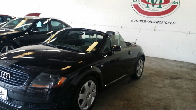 2002 Audi TT 180hp 2dr Roadster