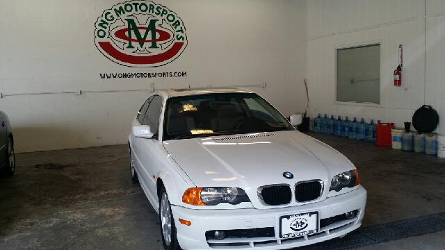 2000 BMW 3 Series 323Ci 2dr