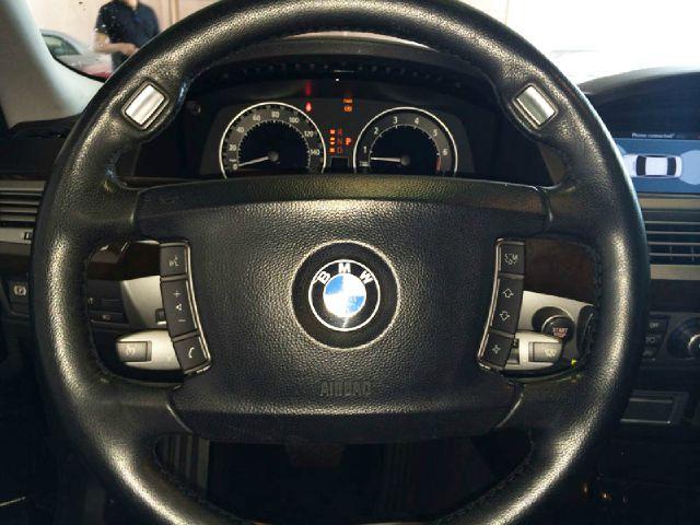 2008 BMW 7 Series 750Li