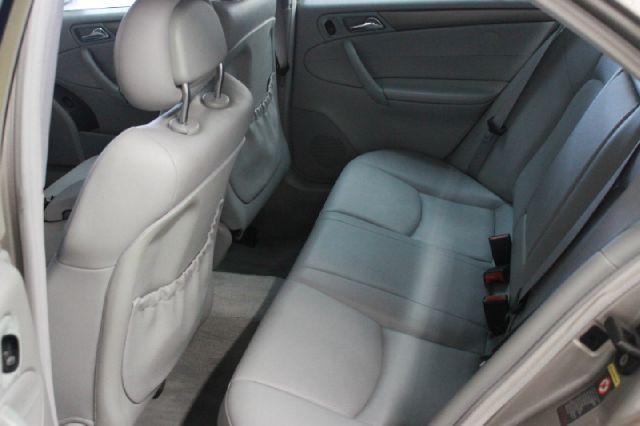 2004 Mercedes-Benz C-Class C230 Kompressor 4dr
