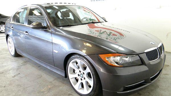 2007 BMW 3 Series I
