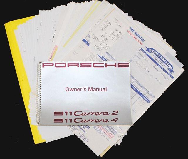 1991 Porsche 964 CARRERA