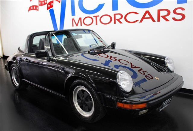 1986S Porsche Carrera Targa 911