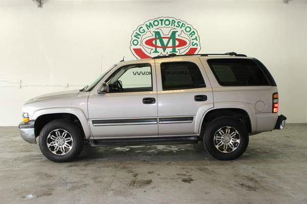 2005 Chevrolet Tahoe 1500 LS