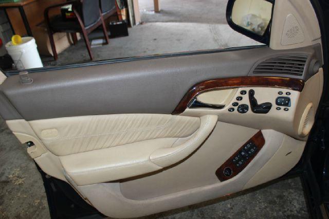 2003 Mercedes-Benz S-Class S500 4dr