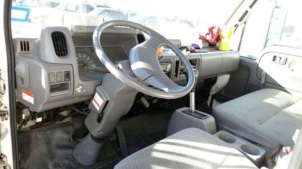 2002 Nissan DIESEL UD1400