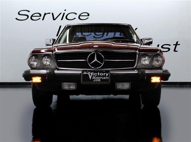 1983 Mercedes-Benz 380 SL