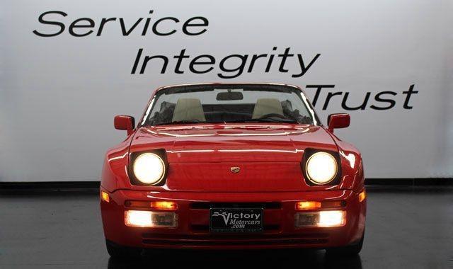1990 Porsche 944 S2 S