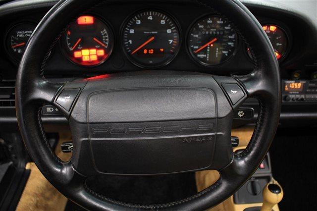 1991 Porsche 911 Carrera Targa