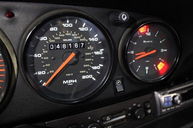 1996 Porsche 911 Carrera 911 Turbo