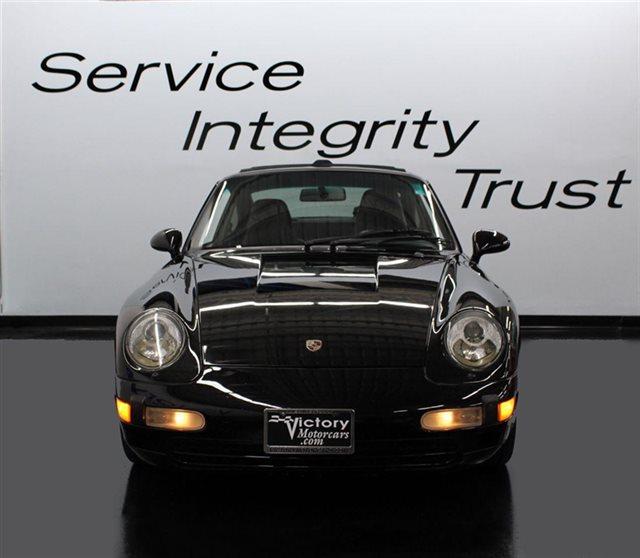 1996 Porsche 911 Carrera 2dr