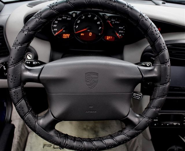 1998 Porsche Boxster 2dr Roadster Manual