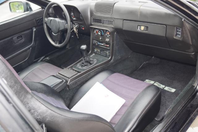 1987 Porsche 924 S