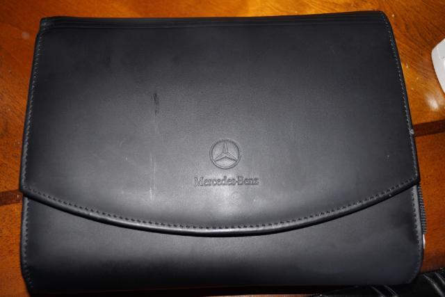 2001 Mercedes-Benz SLK SLK320