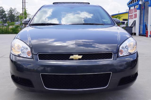 2013 Chevrolet Impala LTZ