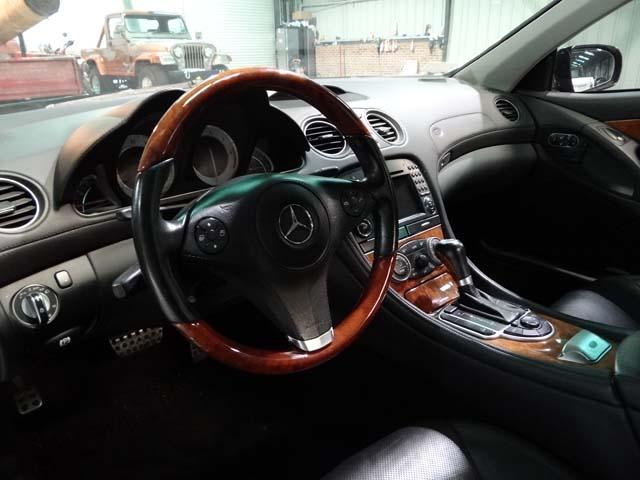 2009 Mercedes-Benz SL550