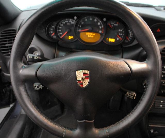 2004 Porsche 911 2dr Coupe Carrera