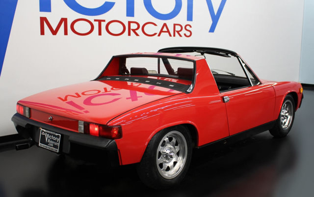 1973 Porsche Convertible