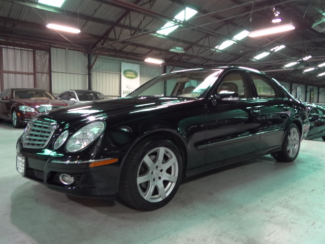2007 Mercedes Benz E350