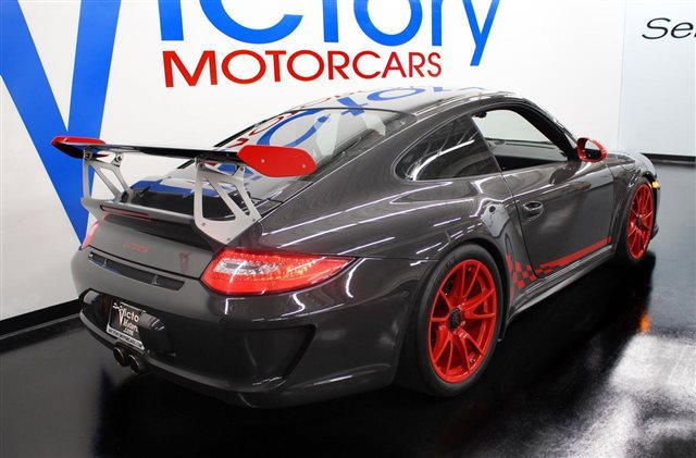 2011 Porsche 911 2dr Coupe GT3 RS