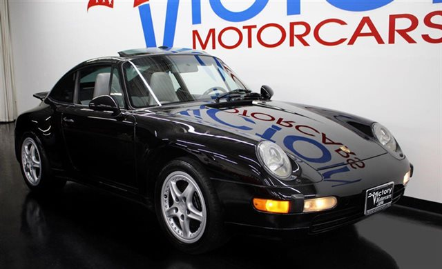 1996 Porsche 911 Carrera 2dr Carrera Targa 6-Speed Manual Coupe