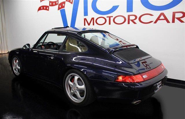 1995 Porsche 911 Carrera 2dr