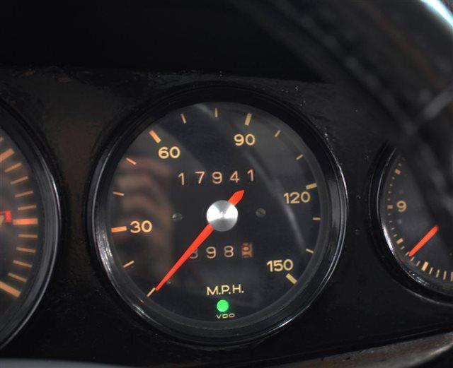 1969 Porsche 911 E