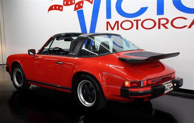 1986 Porsche 911 Carrera Targa Autobubba Com