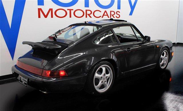 1989 Porsche 911 Carrera 4 Coupe EURO VERSION VERY RARE COLOR