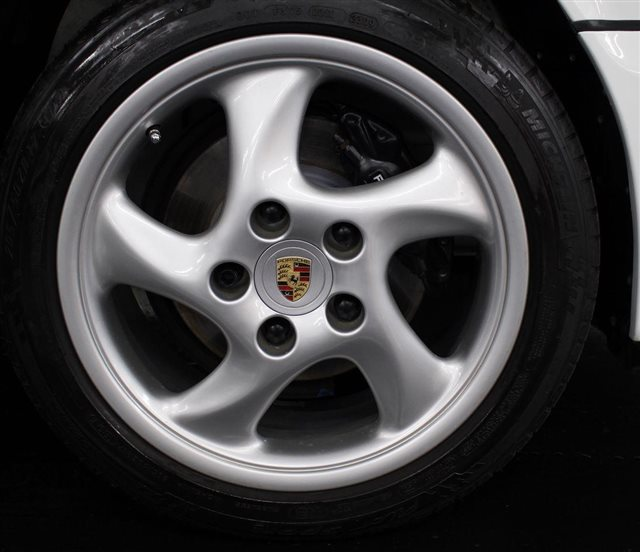 1991 Porsche 911 Carrera 2dr Coupe 2 Targa