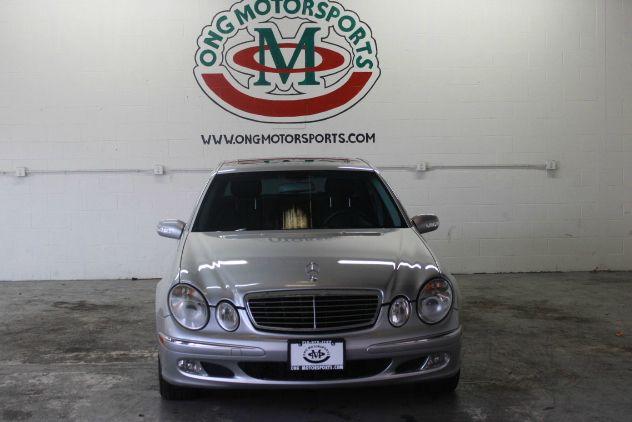 2004 Mercedes-Benz E-Class E320 4dr