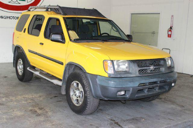 2001 Nissan Xterra Unspecified
