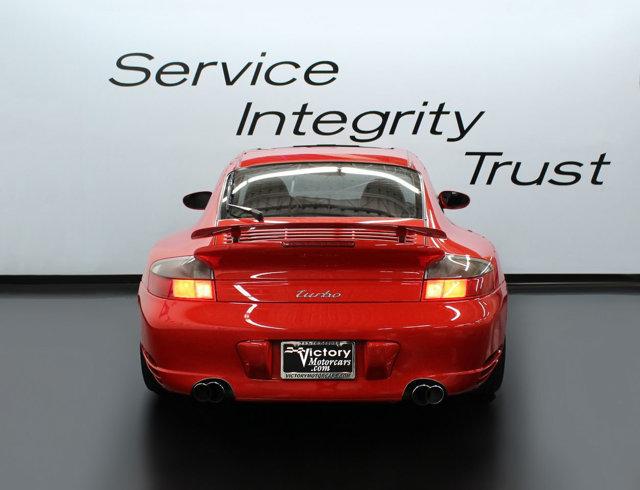 2001 Porsche 911 TWIN TURBO