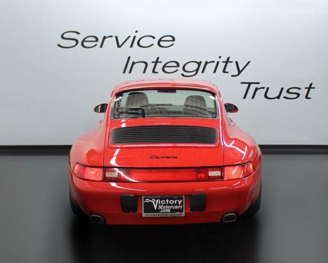 1996 Porsche 911 Carrera