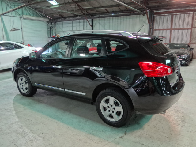 2014 Nissan Rogue 2WD S