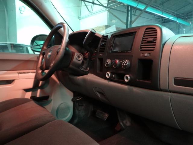 2010 GMC Sierra C/K1500 2WD Extended Cab