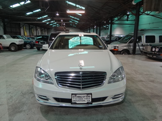 2010 Mercedes-Benz S550 4MATIC
