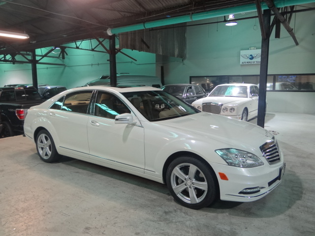 2010 mercedes benz s550 4matic for Mercedes benz north houston inventory