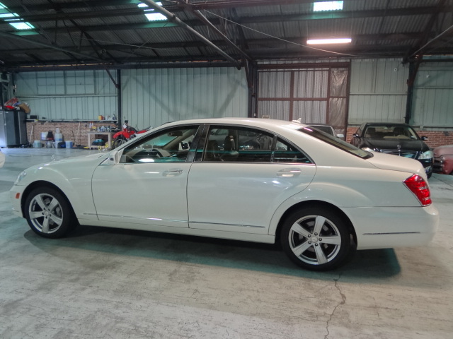2010 Mercedes Benz S550 4matic