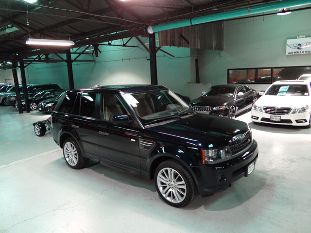 2011 Land Rover Rover Range Rover Sport HSE LUX