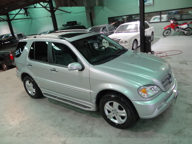 2005 Mercedes-Benz ML350 4MATIC Special Edition