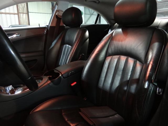 2009 Mercedes-Benz CLS550