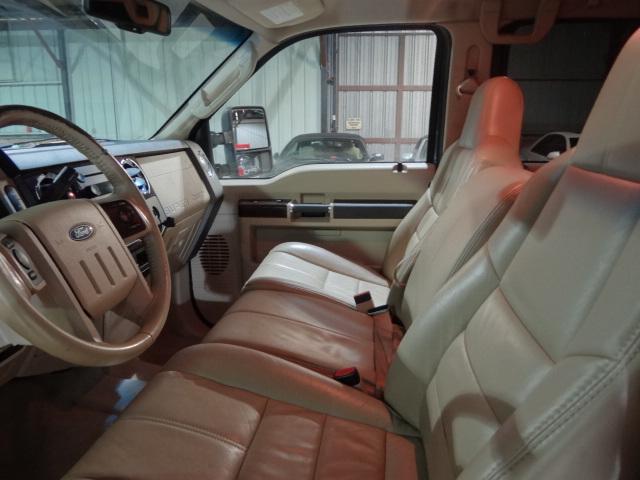 2008 Ford F250 4x4 Crew Cab Super Duty