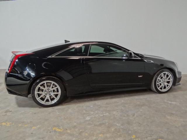 2012 Cadillac CTS V Coupe