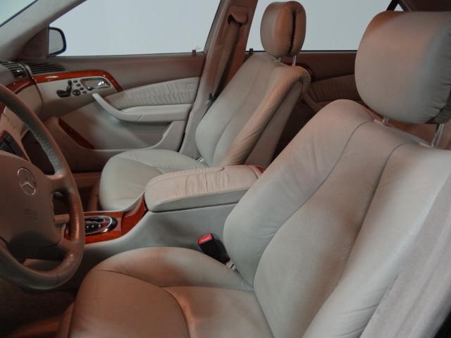 2002 Mercedes-Benz S430