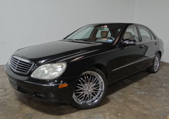 Auto bubba quick search for 2002 mercedes benz s430 price